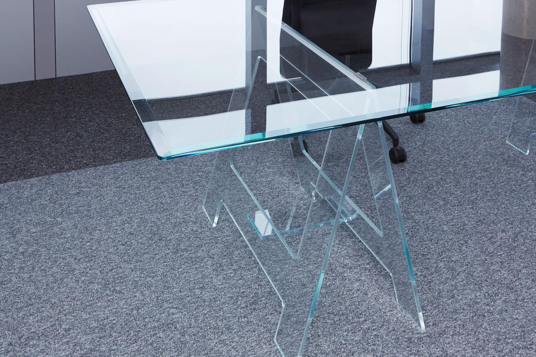 Cristal para mesa a medida — Guardian Glass